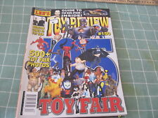 Lee's Toy Review magazine #150 COMPLETE Toy Fair