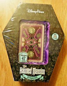 Disneyland Resort - Haunted Mansion Playing Cards