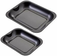 Kaufmann 2 Piece Roaster Bakeware Set Carbon Steel Non-Stick Baking Trays