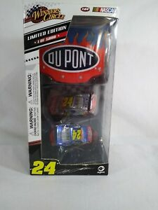 Winner's Circle Jeff Gordon Monte Carlo And Hood 2008 Limited Edition 1 Of 5000