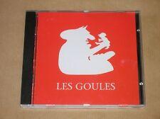 CD RARE / LES GOULES / CRABE / CD 2002 / TRES BON ETAT