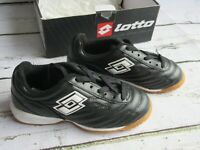 Lotto VINCENTE IND JR Youth Kids Soccer Cleat Shoes 10613 Vintage NEW NOS!