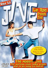 LEARN HOW TO DANCE JIVE SWING DANCING CLASS STEPS DVD