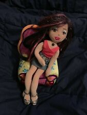 Groovy Girls Chair and TY Girlz Doll