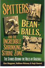 Baseball Rules Spitters Bean Balls Shrinking Strike Zone History Facts Lore 2000