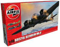 Airfix Bristol Blenheim Mk.IF 1:48 Plastic Model Airplane Kit A09186