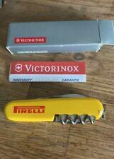 couteau suisse victorinox Promotionnel Pirelli