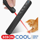 Wireless Presenter Remote PowerPoint Clicker Laser Pointer for ipad PC MAC Cats