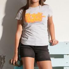 Garcia Kinder Mädchen T-Shirt Kurzarmshirt Shirt Oberteil Rundhalsshirt Mode