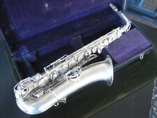GOOD C.G. CONN C MELODY SAXOPHONE