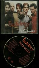 Buckcherry Dead Again Promo CD single