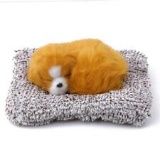 1PC Plush Sleeping Dogs With Pad Cute New Gift Home Accessories Stuffed Toys CF