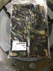 DPM LIGHTWEIGHT COMBAT JACKET SHIRT Size 190/96 MEDIUM LONG