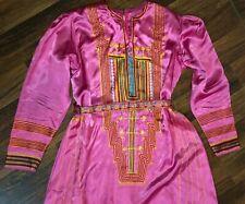 Ladies Homemade Unbranded Dress Salwar Kameez Pakistani India Style Pink Dress