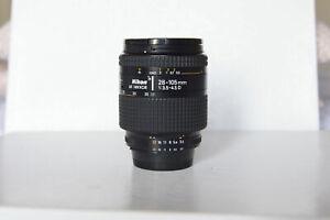 Objectif Nikon AF 28-105mm f3.5-4.5D Nikkor en excellent état