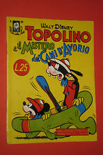ALBI DELLA ROSA- POI albi di TOPOLINO - N°96 -mondadori disney anno 1956 -casa