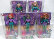 5 Bambole WITCH serie STREGHE