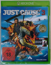 Just Cause 3 (incl. DL-Code für Just Cause 2) XBONE XBOX ONE