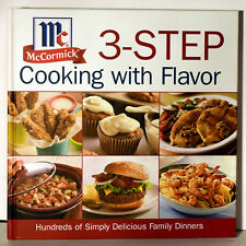 McCormick 3-Step Cooking with Flavor  Brand New FREE SHIPPING !!!
