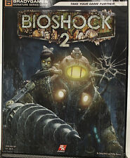 BioShock Vol. 2 by BradyGames Game Strategy for XBOX 360, PS3, & PC - NEW