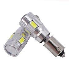 Ampoules LED BA9S Extra Blanche 6000K Plafonnier Veilleuses T4W H5W T3W T11