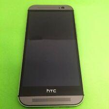 HTC One M8 - 32GB - Gunmetal Gray (Unlocked) Smartphone