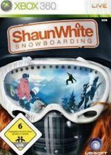 Xbox 360 SHAUN WHITE SNOWBOARDING SSX Top Zustand