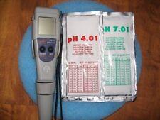 Ph und Temperatur Messgerät neu AD-12 incl. Kalibrierl.