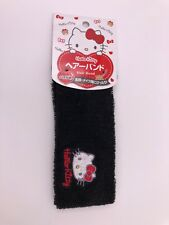 Sanrio Hello Kitty Hair Band: Black (L2)