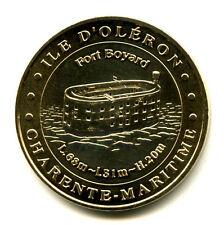 17 SAINT-DENIS D'OLERON Fort Boyard, 2008, Monnaie de Paris