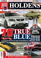 Just Holdens #34 HOLDEN'S 70th ANNIVERSARY Tribute Magazine