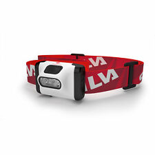 Silva Active Super Bright Lightweight Runners Headlamp, Red/White - One Size
