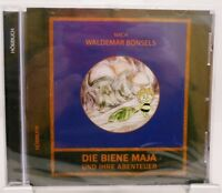 Die Biene Maja und ihre Abenteuer + CD + Hörbuch nach Waldemar Bonsels +