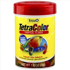 Tetra TetraColor Tropical Colour Flakes 28g TetraColour
