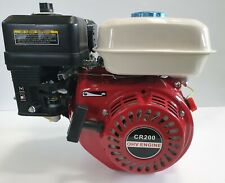 6.5HP Stationary Engine OHV Horizontal Shaft Motor by Cleen Repowerz!