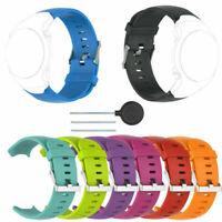 GPS Watch Uhr Werkzeug Silikon Ersatz Sport Band Armband Für Garmin Approach S3
