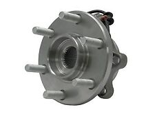 For NISSAN PATHFINDER 2.5 DCi 05- FRONT AXLE WHEEL BEARING HUB ABS COMPLETE