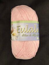 Omega Eulali hilaza de Algodón-Cotton Yarn -3.52 oz/394 yd 100gr/360 mts