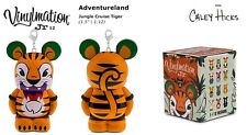 "Vinylmation Jr. Series 12 Jungle Cruise Tiger Adventureland 1.5"" Disney Park"