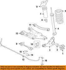 JAGUAR OEM 09-14 XF Stabilizer Sway Bar-Rear-Bushings C2Z4719