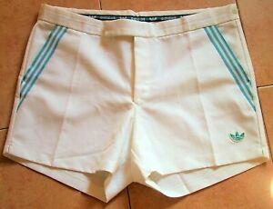Shorts Adidas Tennis Retro Years 70/80, Vintage, Size 56
