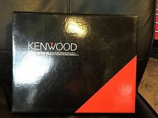 KCA-R71FM Kenwood Controller FM Stereo Modulator and Sirius Tuner KTC-SR903