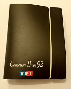 Pin's Collection Privée 92 TF1 8 pin's Impeccable