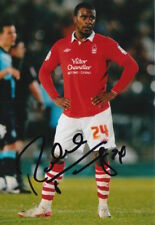 NOTTINGHAM FOREST HAND SIGNED ROBBIE FINDLEY 6X4 PHOTO 2.