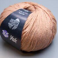 Lana Grossa 365 Yak 003 / 50g Wolle (13.90 EUR pro 100 g)