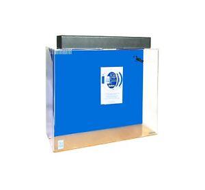 "UniQuarium - Acrylic - 25 Gal Cube Tank 18"" X 18"" X 18"" TALL"