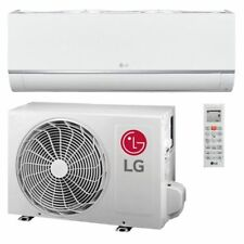 Lg - 9k Btu Cooling + Heating - Mega 115V Wall Mounted Air Conditioning Syste.