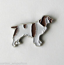 Nice Quality Welsh Springer Spaniel Dog Lapel Pin Badge 3/4 Inch