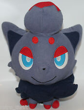"Pokemon Zorua 12"" Plush Doll Banpresto 2010 46940"