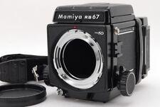 TOP MINT Mamiya RB67 Pro SD Medium Format Camera w/ 120 FILM BACK From JP Z383